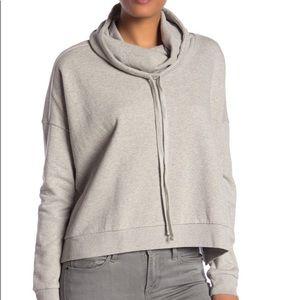 ALL SAINTS TUBO Cowlneck Sweatshirt